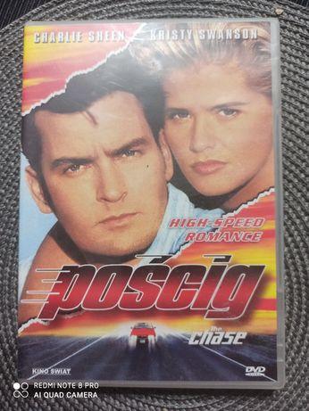 Pościg DVD