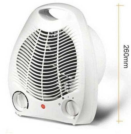 Обогреватель напольный Heater Pro   CА-427, 3 режима, 2000Вт, белый