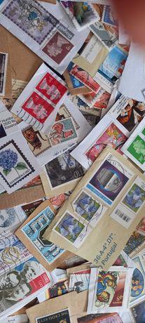 Selos postais de todo o mundo