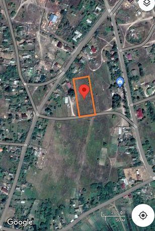 Срочно продам землю 25 соток в центрі с Вахівка