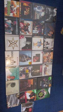 Lote CDs e DVDs original