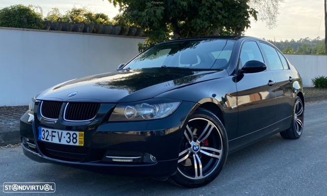 BMW 320 D 2.0