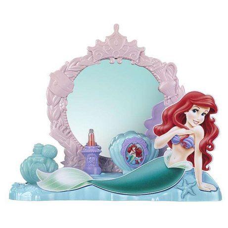 Disney Toaletka i Akcesoria Arielki Mała Syrenka zestaw do wanny