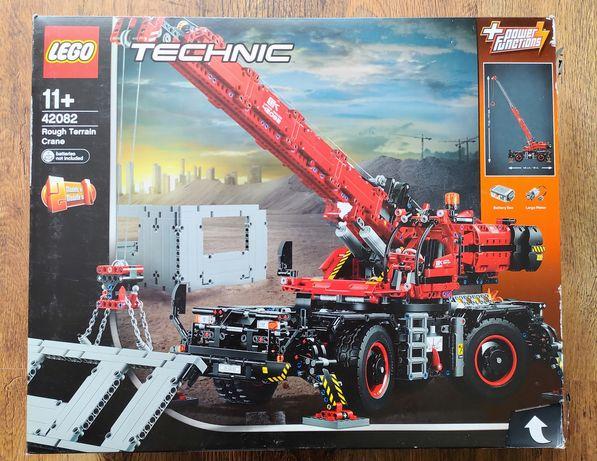 LEGO Technic 42082 Dźwig Rough Terrain Crane NOWY Śląsk A1 Woźniki