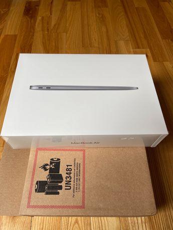MacBook Air M1 Nowy Faktura Vat 23% gwiezdna szarość