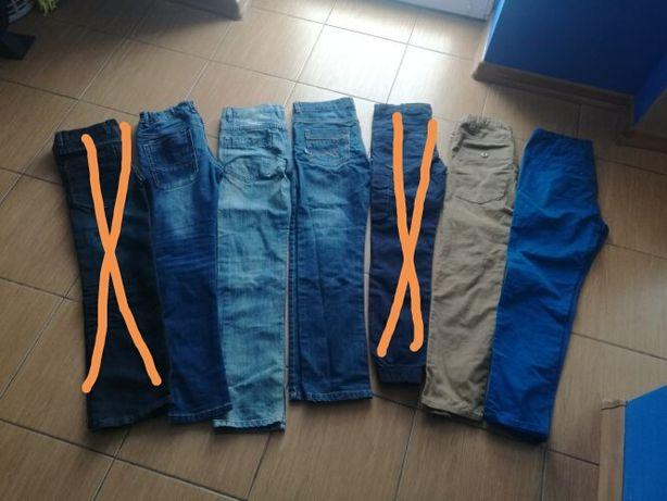 Spodnie 146 -152