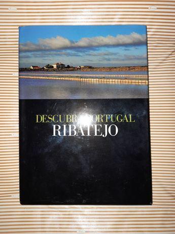 Livro descobrir Ribatejo
