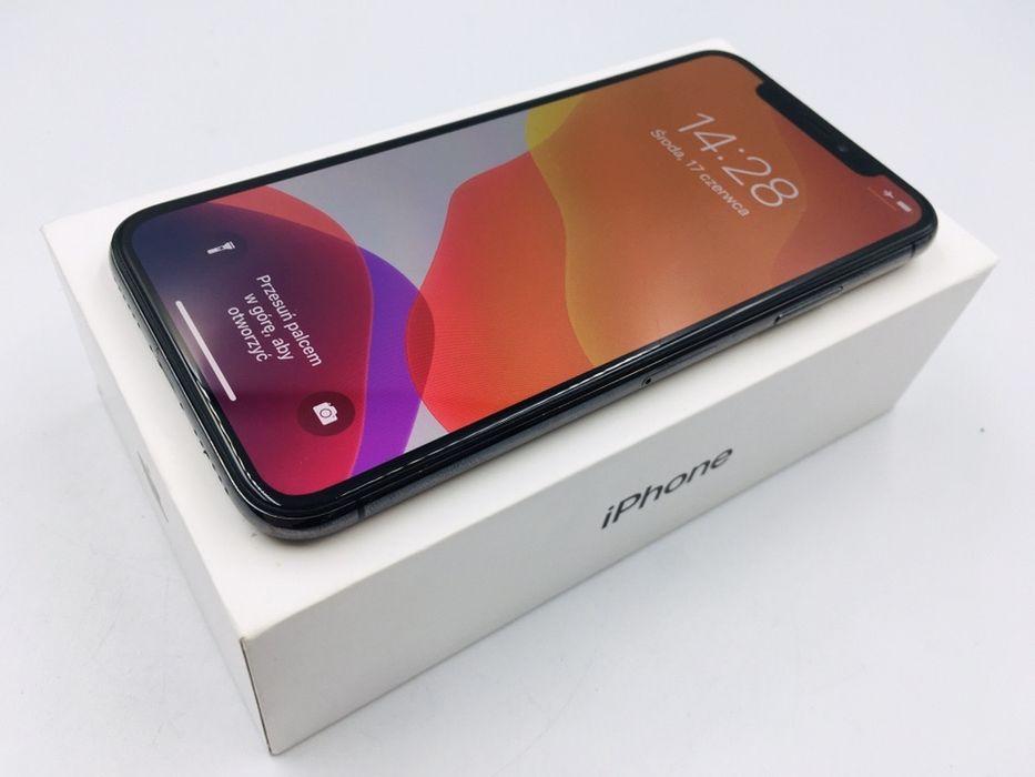 iPhone X 256GB SPACE GRAY • PROMOCJA • Gwarancja 1 MSC • AppleCentrum Wrocław - image 1