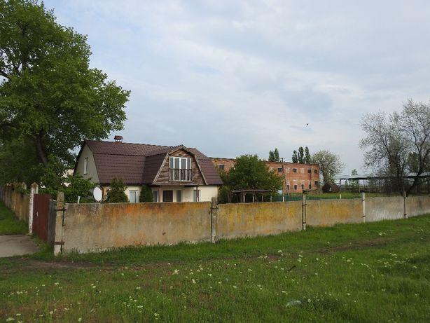 Промышленное здание +жилой дом