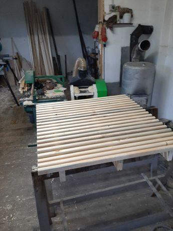 Ruszt podłogowy drewniany do gołebnika !