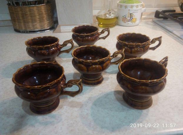 Кофейные чашки. Новые.