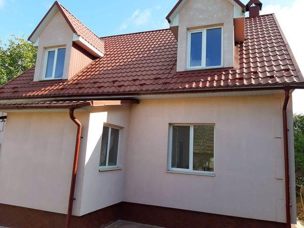 Продається новозбудований будинок в селі Сапанів