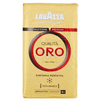 Кофе молотый Lavazza Qualita Oro Premium 250 г