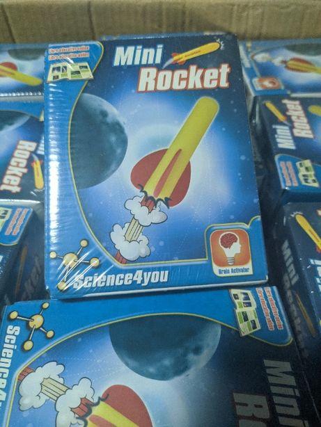 120 Mini Rocket-brinquedo científico de marca portuguesa de excelência