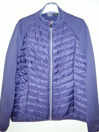 """Nowa damska bluza """"softshell"""", kolor fioletowy, """"CRIVIT"""" L(44/46)"""