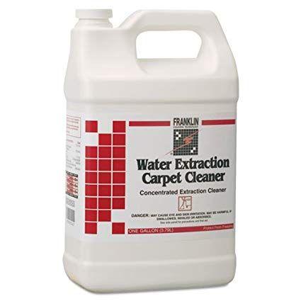 Жидкое средство для чистки ковров и мягкой мебели Water Extraction