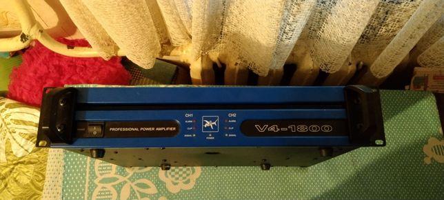 Усилитель мощности Park Audio V4-1800