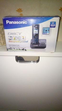 Продам беспроводные телефон Panasonic