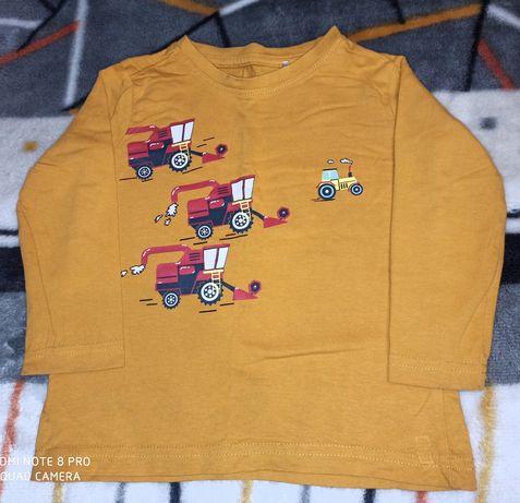 T-shirt chłopięcy roz. 92