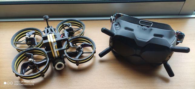 Pack FPV Drone e Oculos DJI
