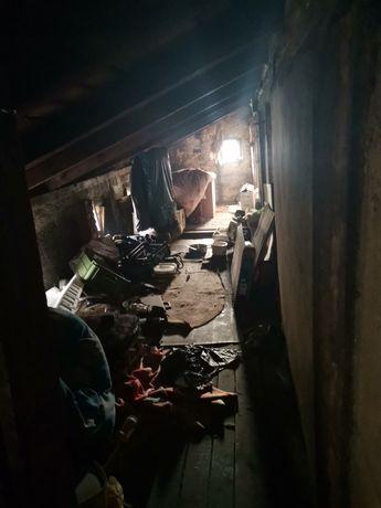 Opróżnianie mieszkań domów piwnic strychów działek posesji WYWÓZ GRUZU