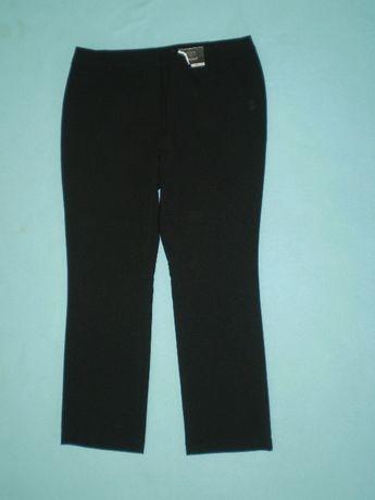 Новые черные брюки Papaya UK18, 50-52 XL-XXL классические женские