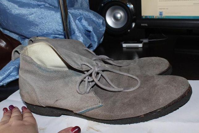 замшевые ботинки Diesel Оригинал 42 размер