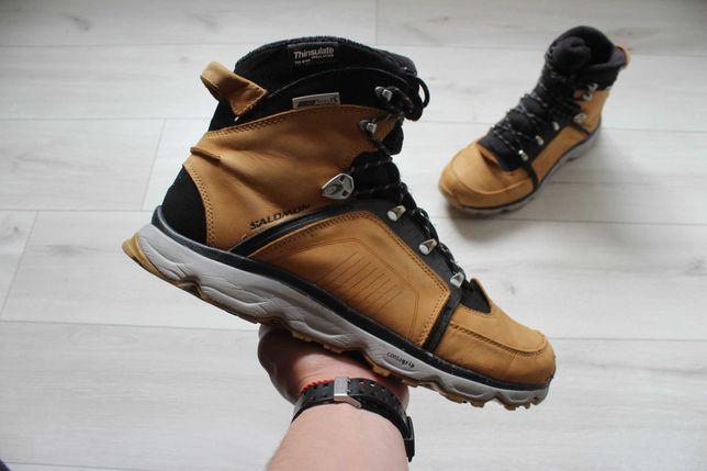 Ботинки Salomon Switch 3 p48/ Lowa Timberland Ecco