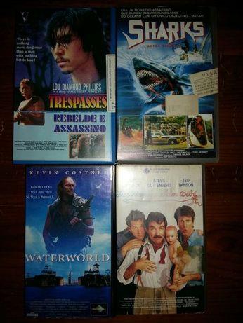 6 Filmes Originais + Guia Prático sobre Cães - VHS