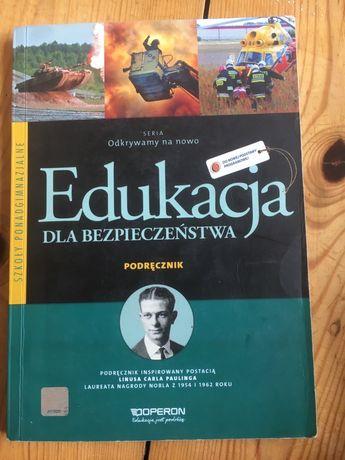 Edukacja dla bezpieczeństwa, Podręcznik