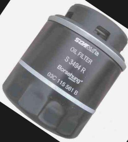 Filtr Oleju Octavia II Superb II 1.2TSI 1.4TFSI OE