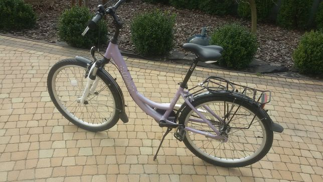 Rower Uni bike dla dziewczynki