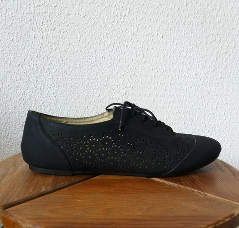 Pantofle ażurowe, nowe, rozm 36