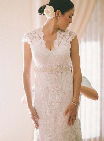 Niezwykła suknia ślubna Allure Bridal model 2455 IVORY r.40-42 PIĘKNA!