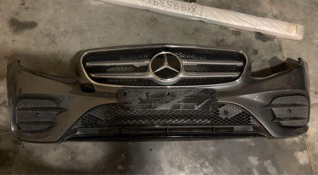 Бампер AMG комплектный на Mercedes E-class w213