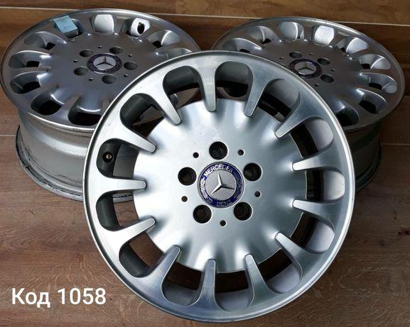 Оригінальні  легкосплавні диски Mercedes R16 5x112 ET42