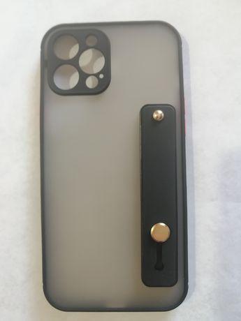 IPHONE 12 Чехол прозрачный