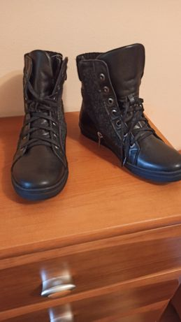 Зимние ботинки на ребёнка