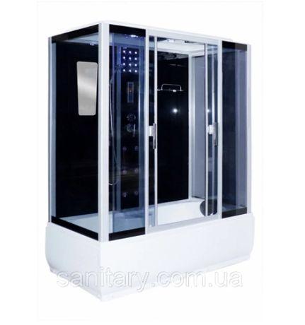 Гидромассажный бокс KO&PO 178 170х89х215 душевая кабина с электроникой