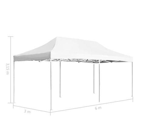 Namiot handlowy ogrodowy 3x6