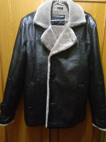 Чоловіча, зимова куртка
