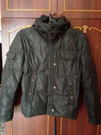 Куртка зимняя подростковая пуховик