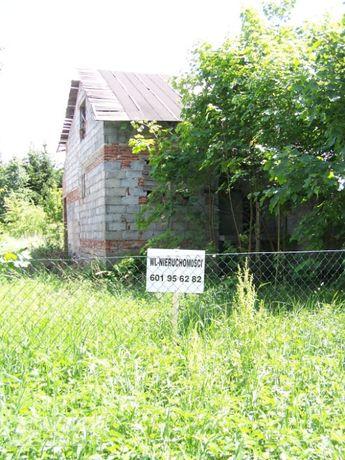 Dom , 130 m2, ( Świerczyna ,gm.Wierzchowo,zachodniopomorskie )
