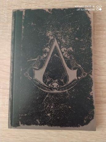 Dziennik Jerzego Waszyngtona Assassins Creed III