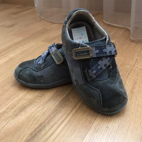 Туфлі кросівки Clarks 6,5 G