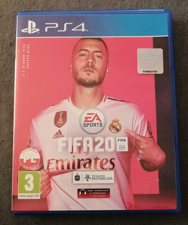 Gra Play Station 4 FIFA 20