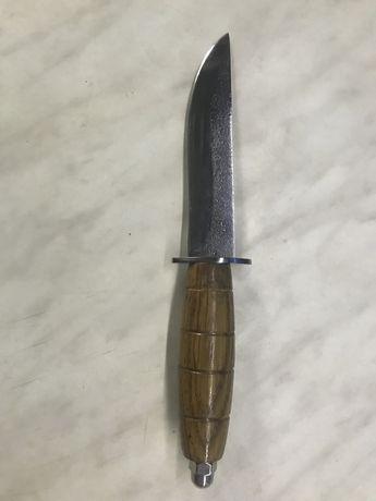 Нож ручной работы кухонный туристический
