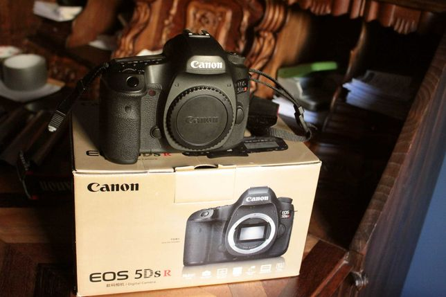 Canon 5DS R (corpo)