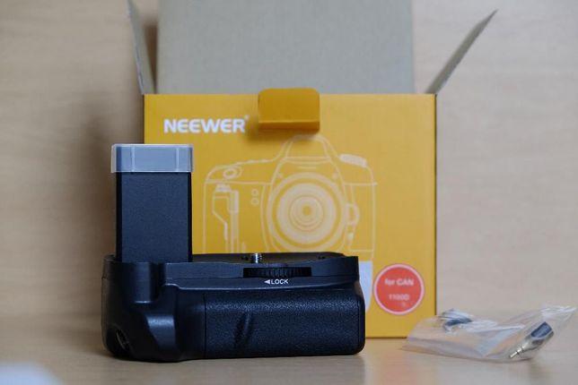 Punho BG-E10 para Canon 1100D 1200D 1300D 2000D + 2 baterias  - Novo