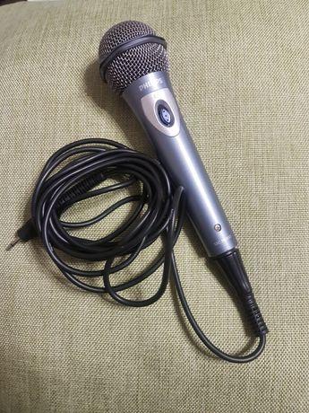Проводной микрофон philips sbc md150